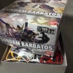 【作成中】【機動戦士ガンダム 鉄血のオルフェンズ】無印1/100ガンダム バルバトスを作ってみる!