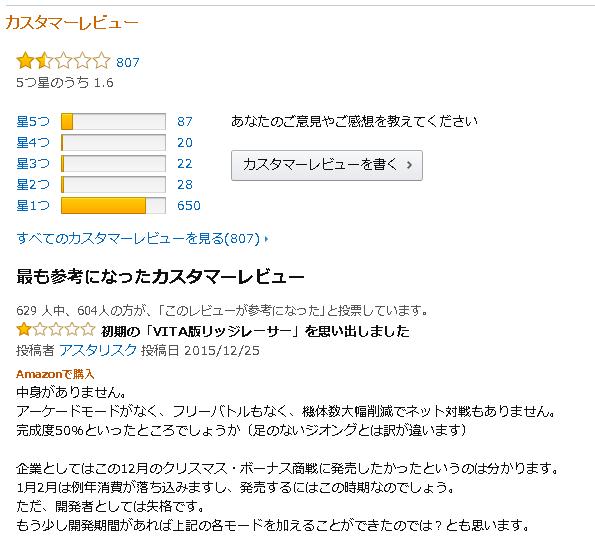 Amazon.co.jp評価1229: 機動戦士ガンダム EXTREME VS-FORC