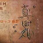 真田丸 第1回 感想 ネタバレ】ぶれぶれだけど魅力ある人物!