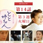 とと姉ちゃん 第14話 感想M 舞台は浜松から東京・深川に移ります!人間模様。