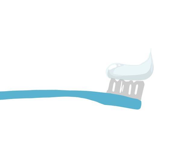 640-歯磨き